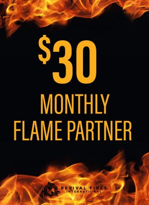 $30 Monthly Flame Partner