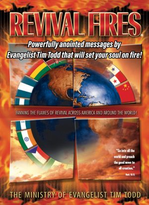 Revival Fires CD Package