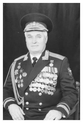 General Slava Borisov