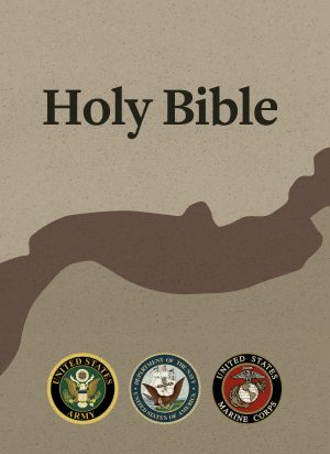 U.S. Troops Bible