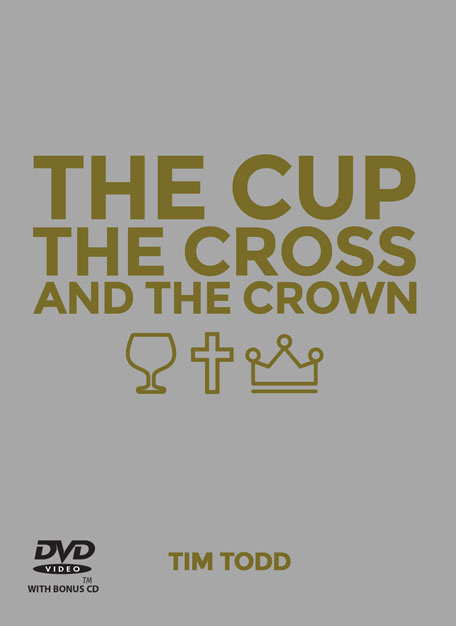 The Cup, The Cross, and The Crown