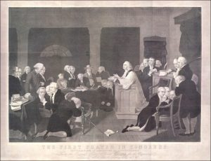 First Prayer in Congress from old website