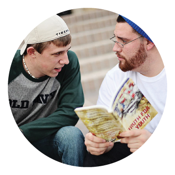 Free Truth For Youth Bible | Revival Fires