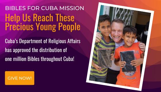 Bibles For Cuba Missions (1)